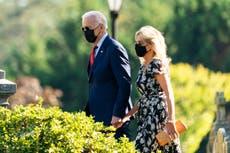 After unrelenting summer, Biden looks to get agenda on track
