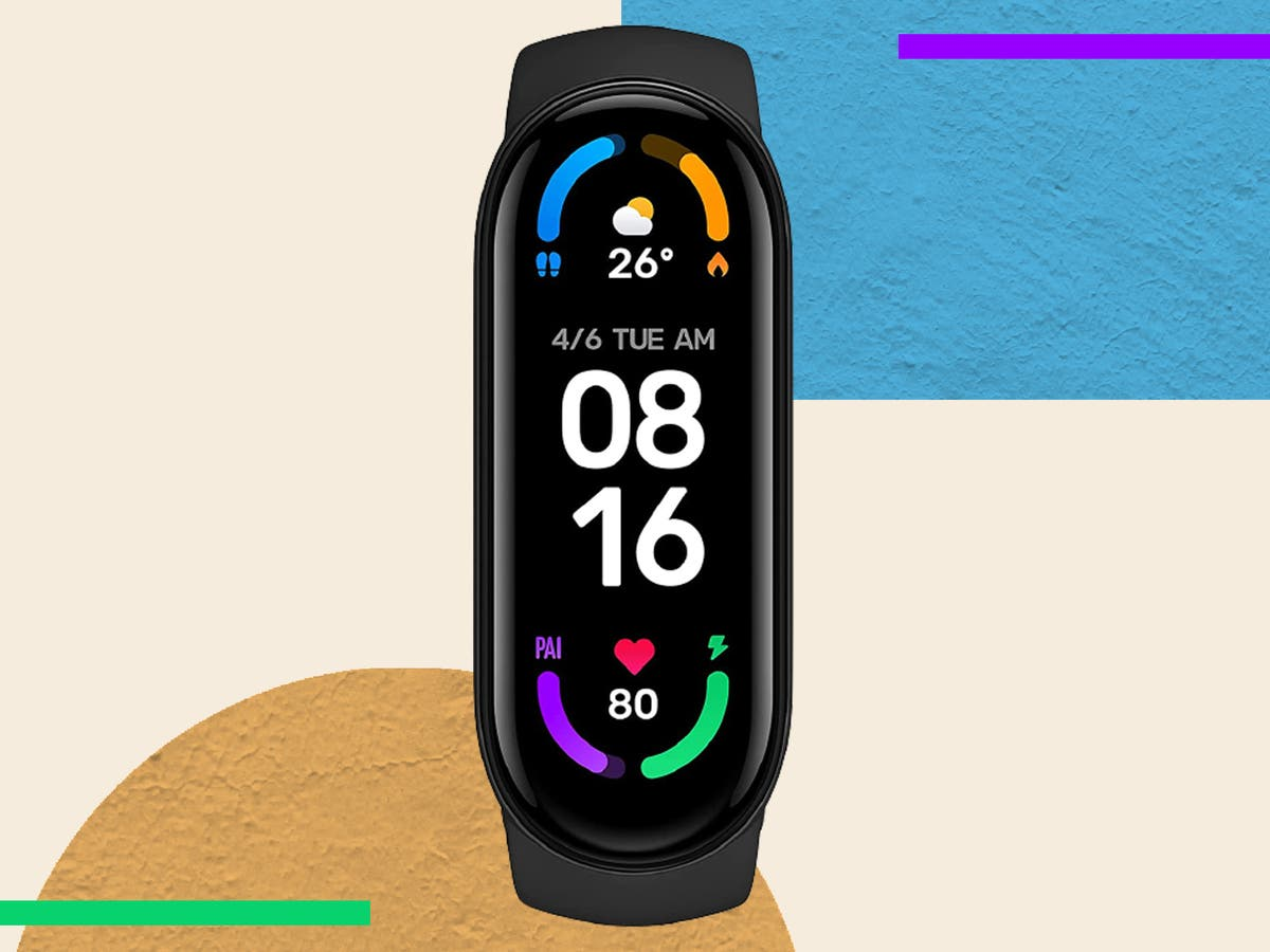 Does Xiaomi mi smart band 6 fitness tracker give Fitbit a run for its money?