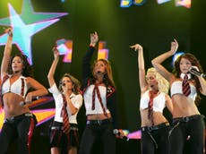A tribute to Sound of the Underground, my Girls Aloud anthem for every night out