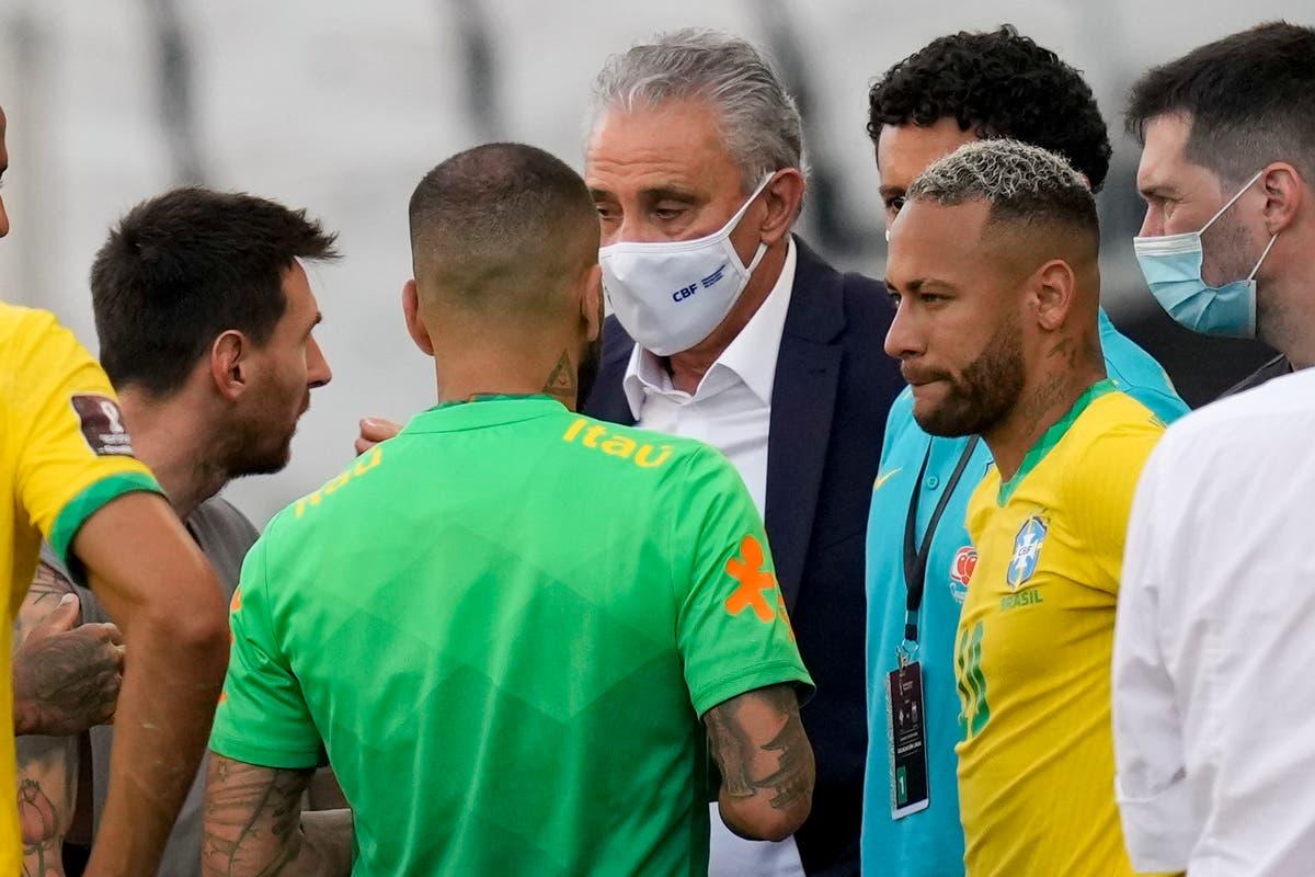 Fifa investigating Brazil vs Argentina abandonment after Covid fiasco