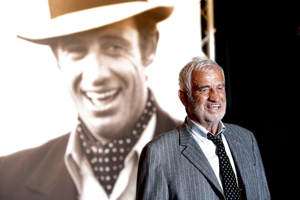 French actor Jean-Paul Belmondo dies at 88