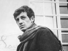 Jean-Paul Belmondo came to epitomise French New Wave cool