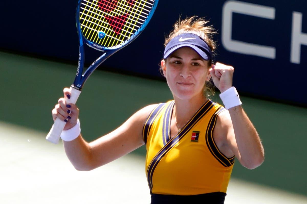 Belinda Bencic en forme pour les huit derniers de l'US Open