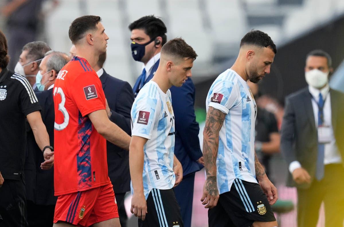 FORKLARER: Argentina soccer chaos over Brazil quarantine row