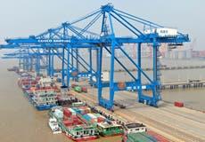 China's trade accelerates in August despite coronavirus