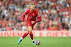Liverpool vs AC Milan predicted line-ups: Team news ahead of fixture