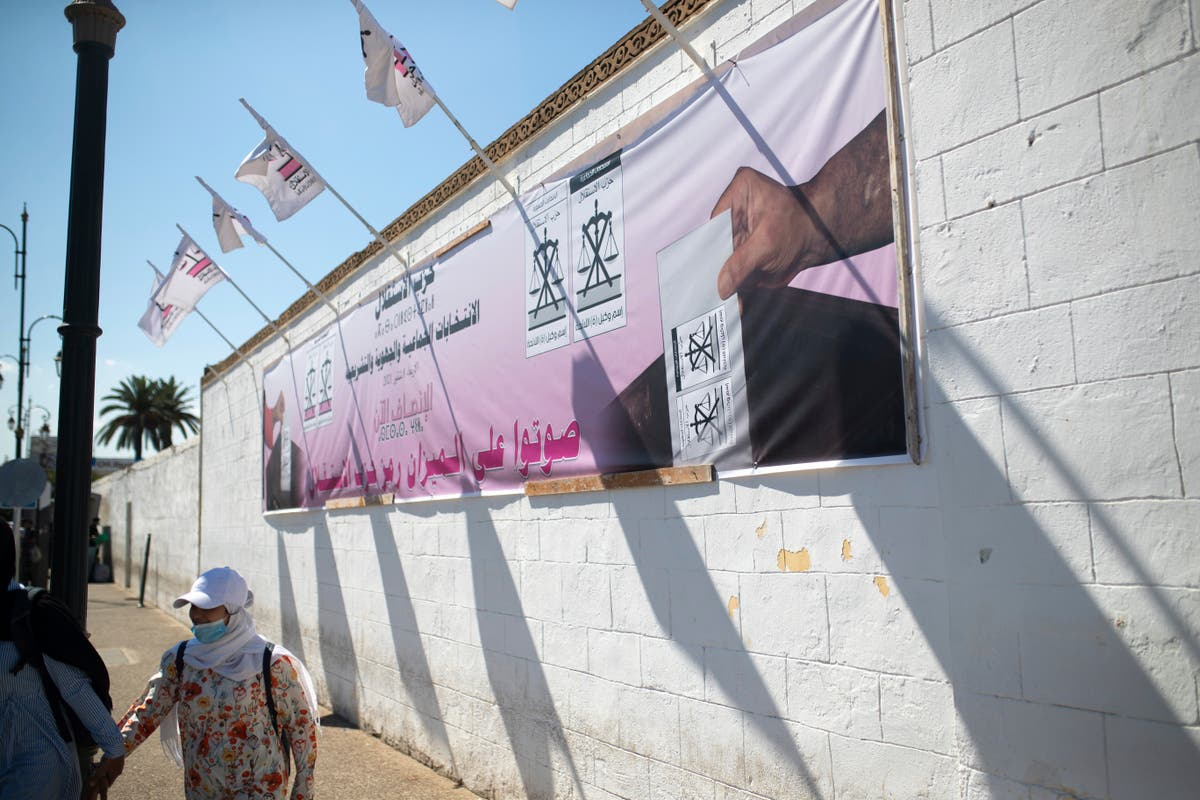 Parties campaign ahead of Morocco's pivotal elections