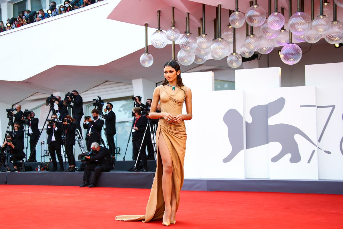 Every jaw-dropping outfit Zendaya has just worn in Europe