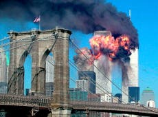 9/11 in photos as the US marks 20th anniversary of terror attacks