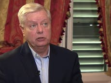 Lindsey Graham says US forces will return to Afghanistan again: 'We'll have to'