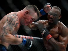 Every major UFC fight happening this year