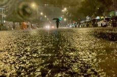 Tropical Storm Sam samler styrke i Atlanterhavet og spår å bli en stor orkan