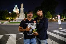 What does the Proud Boys rooster symbol mean and what are the group's other secret symbols?
