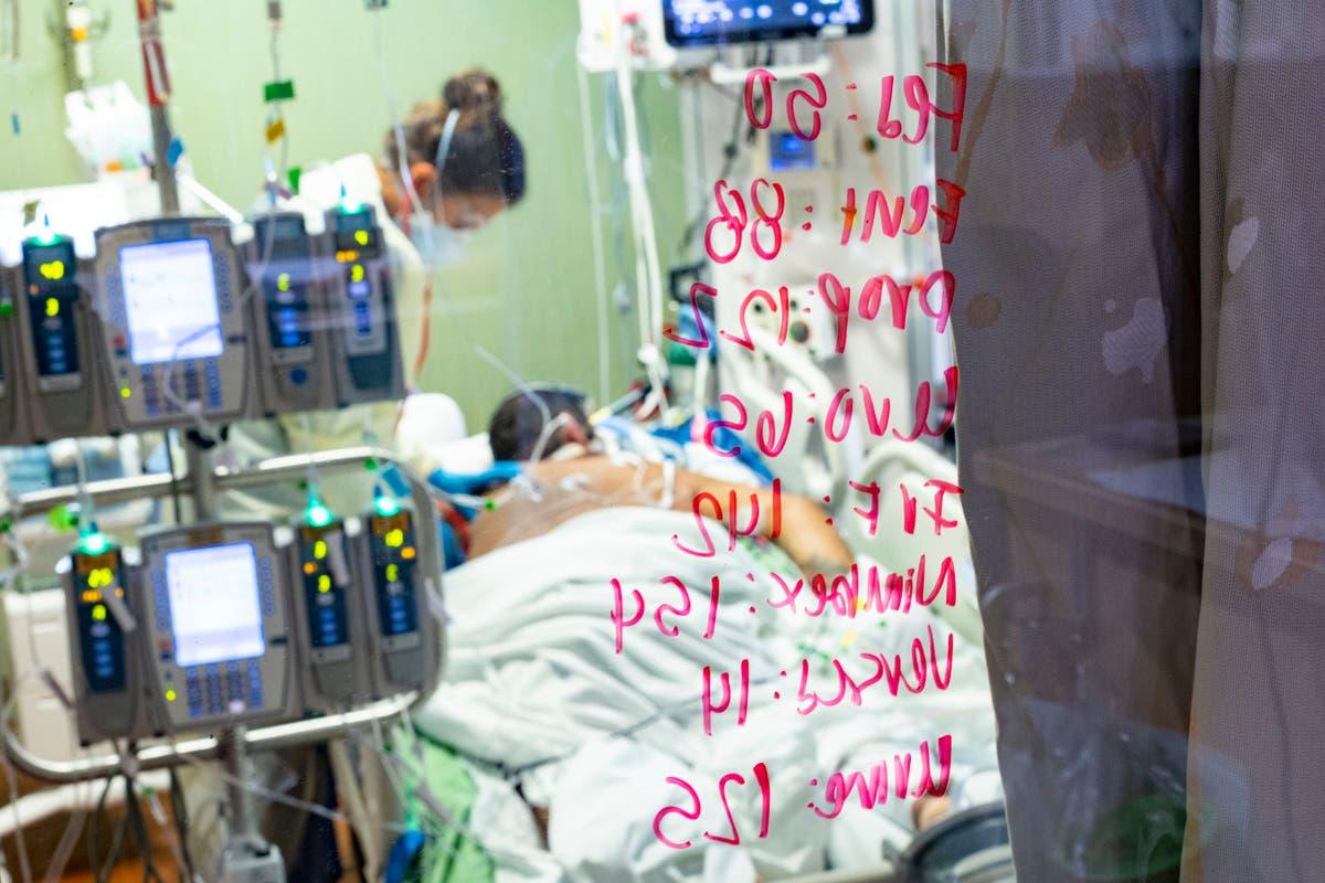 Idaho enacts crisis hospital care standards amid COVID surge