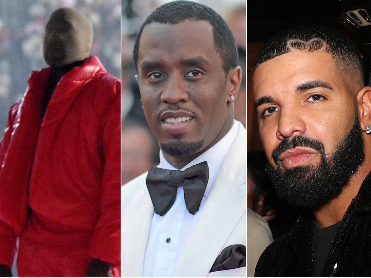Diddy takes diplomatic stance amid Kanye West and Drake feud