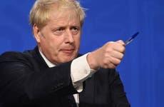 Boris Johnson refuse d'exclure de nouvelles hausses d'impôts au cours de la législature actuelle