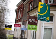 Rents outside London 'rising at fastest pace in over a decade'
