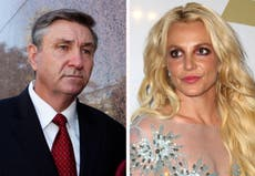 Jamie Spears's lawyers hit out at 'false attacks' after conservatorship suspension