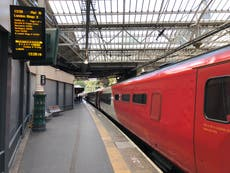 London-Edinburgh for under £10: budget train link will give railcard discounts
