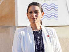 Priti Patel set to deepen rift with France by sanctioning migrant boat 'pushbacks'