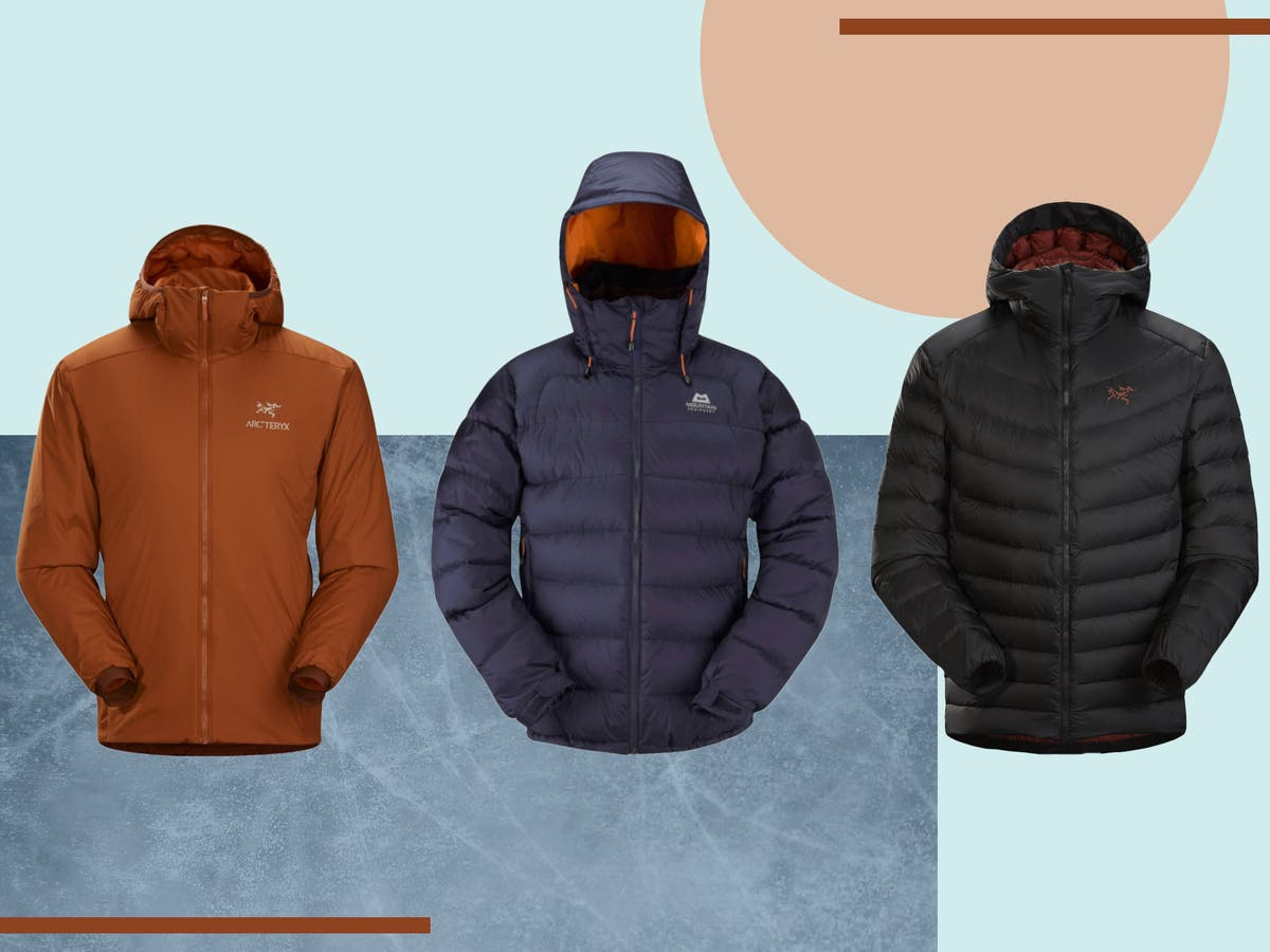 Stay snug this winter with our top men's insulated jackets