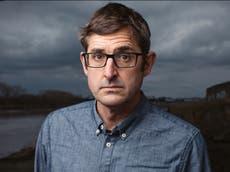 """Louis Theroux: """"Rette hvite menn som meg har monopolisert samtalen"""""""