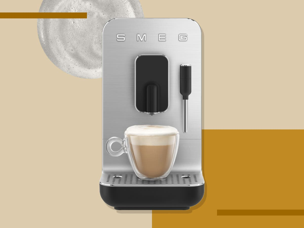 Smeg's first bean-to-cup machine makes coffee worth getting out of bed for