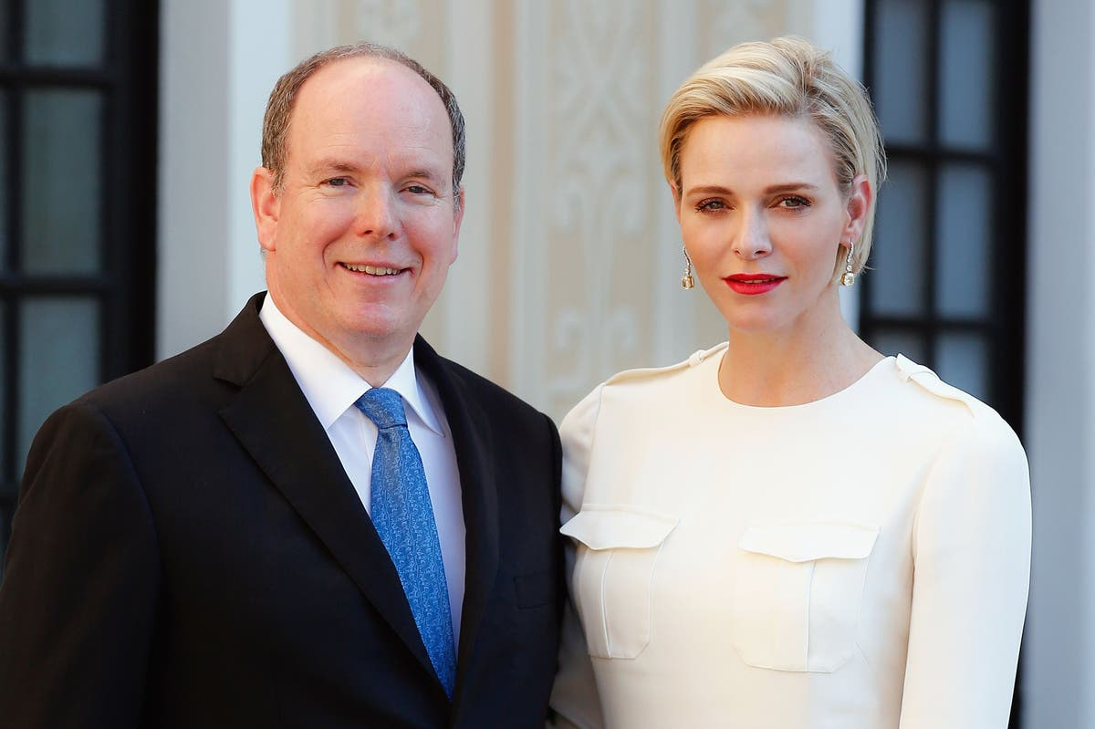 Prince Albert addresses rumours about Princess Charlene's stay in South Africa