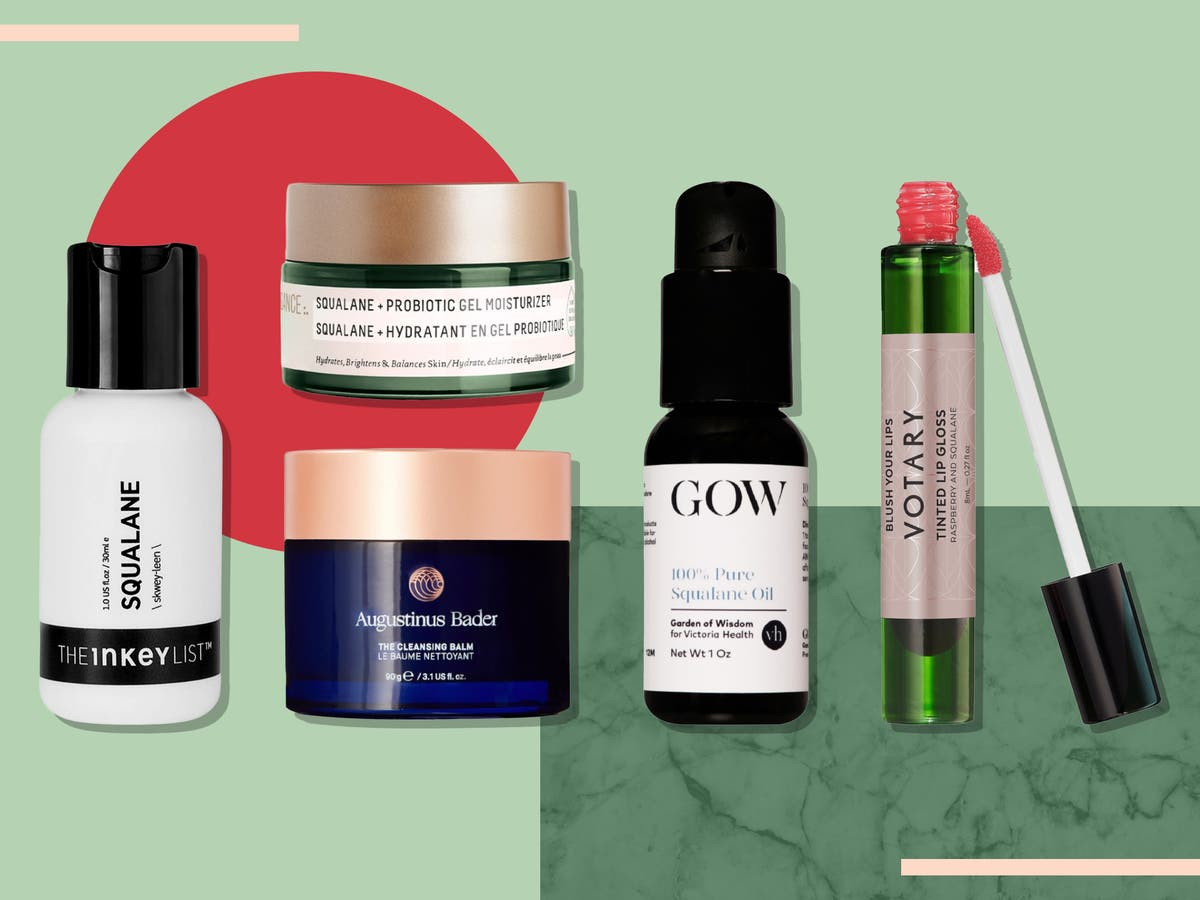 Squalane is the non-greasy, fuss-free oil your skincare routine needs
