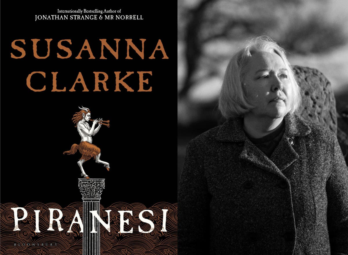 Women's Prize for Fiction: Everything you need to know about winner Susanna Clarke