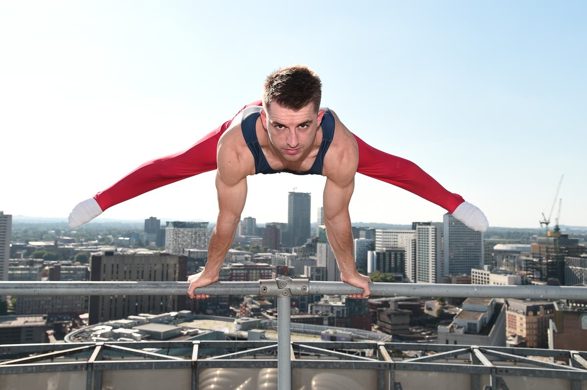 Max Whitlock: 'Gymnastics drops off the map after the Olympics, it's frustrating'
