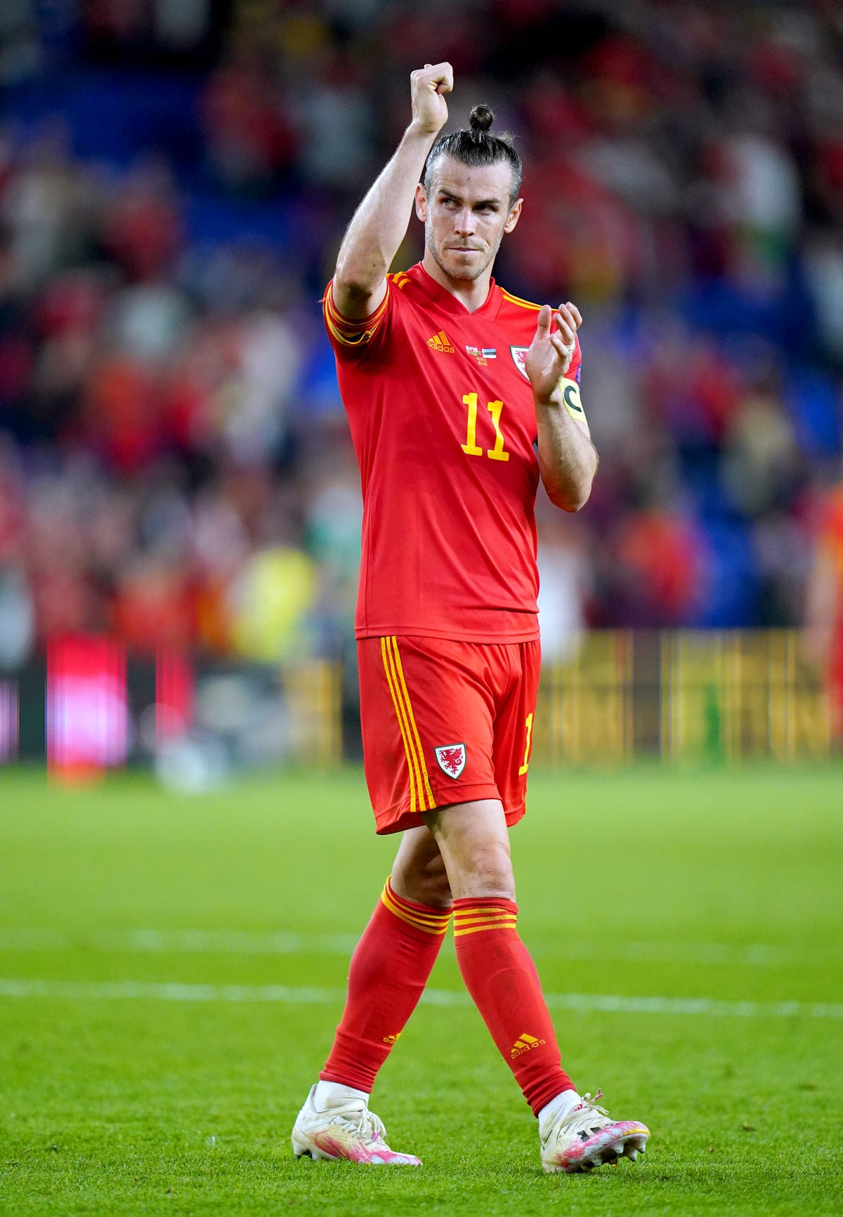 Wales still have plenty to play for despite disappointing draw – Gareth Bale
