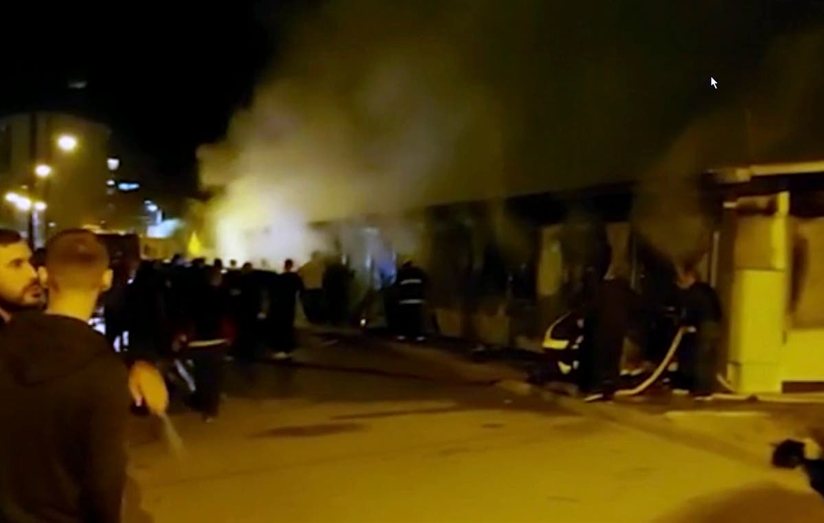 North Macedonia: At least 10 die in COVID-19 hospital fire
