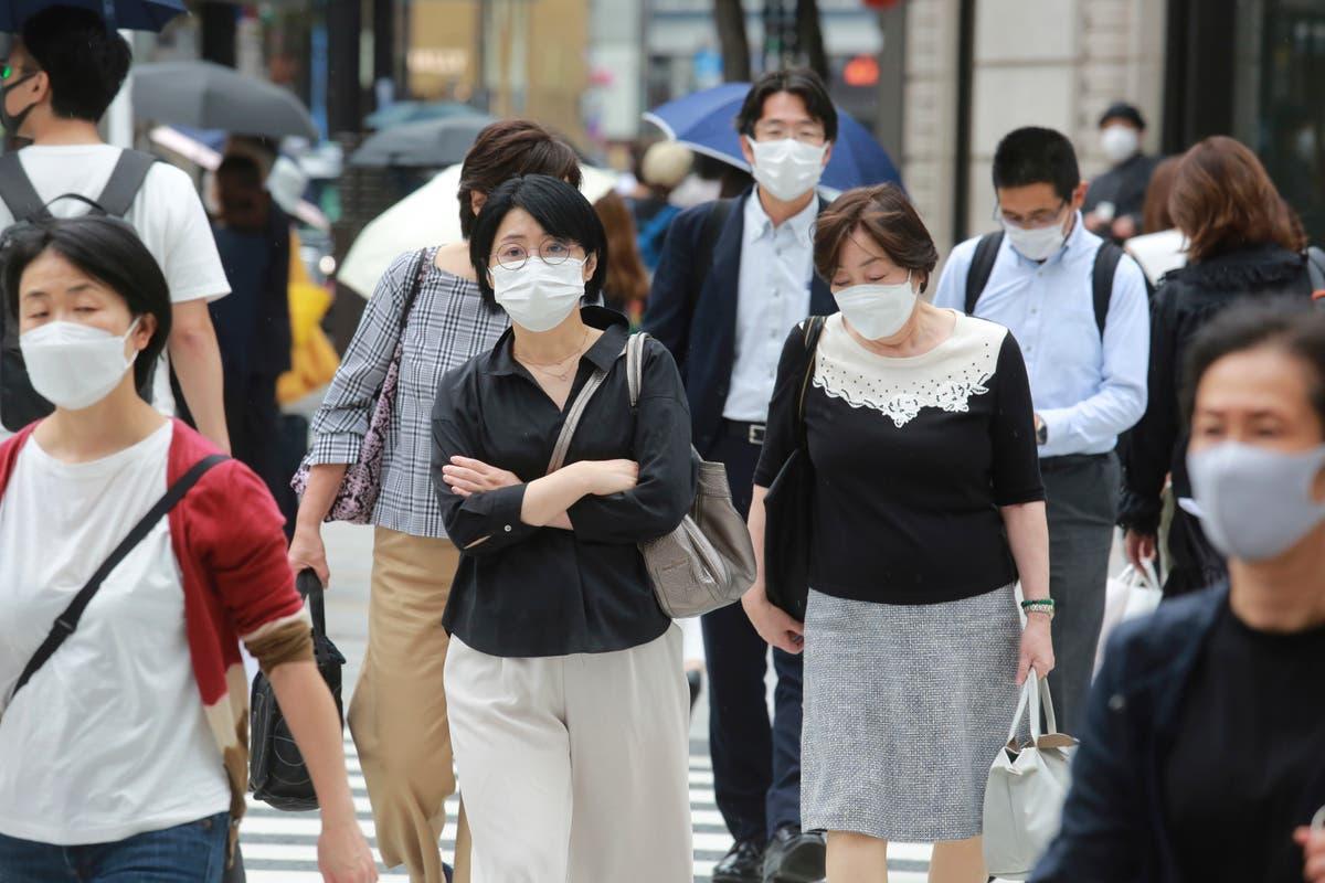 Japan forlenger nødssituasjonen til slutten av måneden