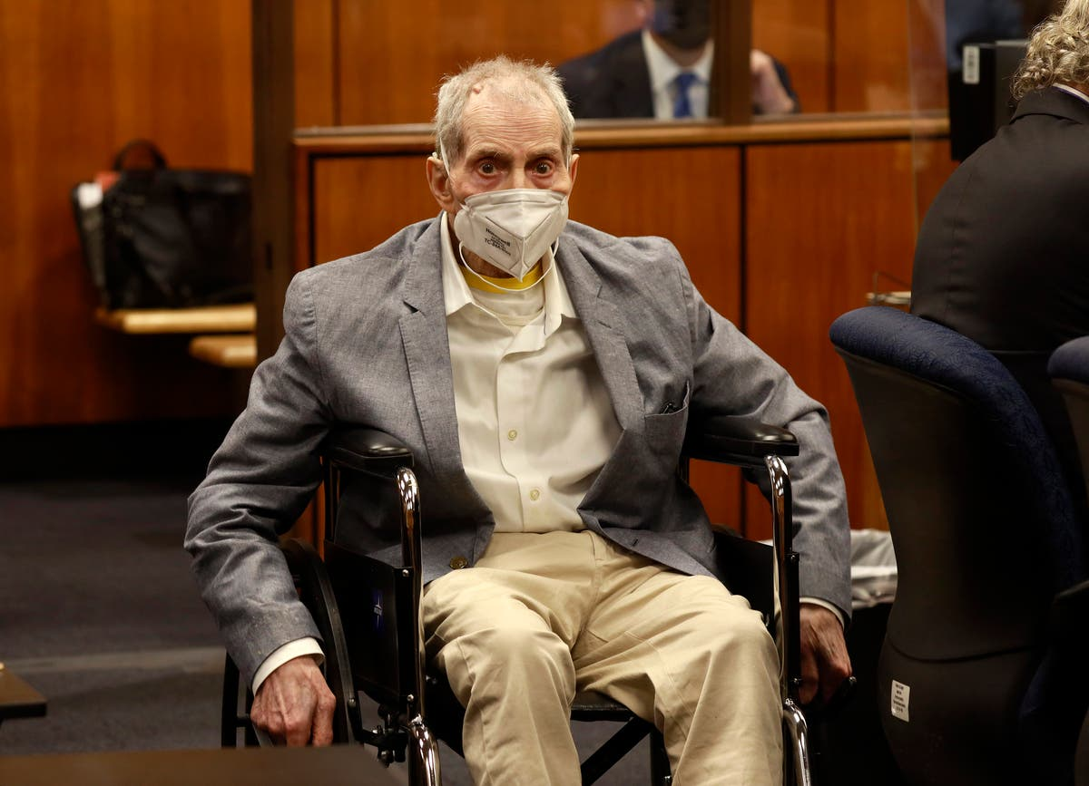 Prosecutor: Durst had 'playbook' on getting away with murder