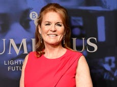 Sarah Ferguson says she will stay committed to Prince Andrew 'no matter what'
