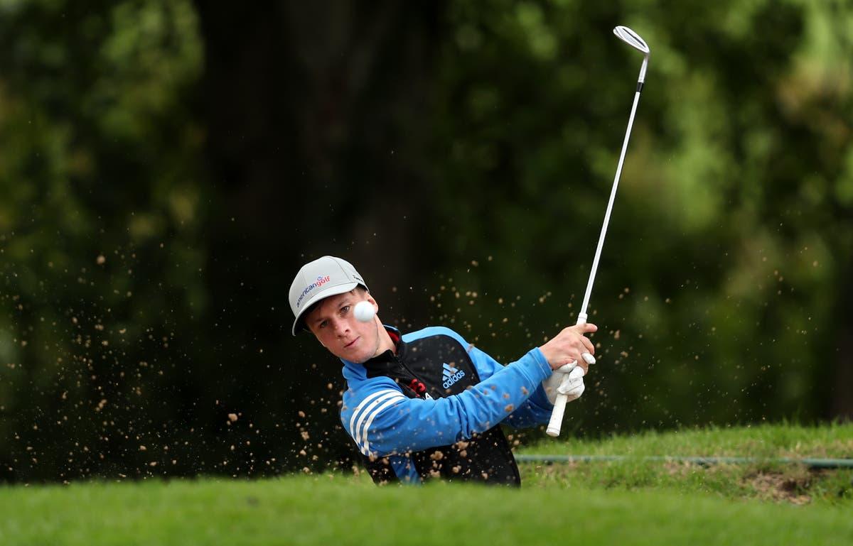 Brendan Lawlor pushing to prove Para-golf worth playing at Paris Paralympics
