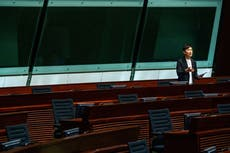 'No way forward in politics': China tightens grip on Hong Kong's election system