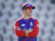 Who is in England's T20 World Cup squad?