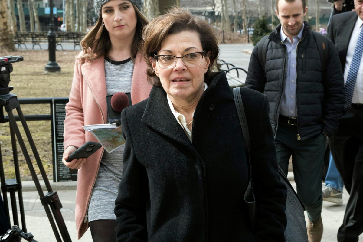 Nxivm sex cult co-founder Nancy Salzman sentenced to over three years in prison