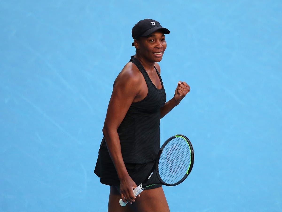 Venus Williams says acknowledging her mental health made her 'tough'