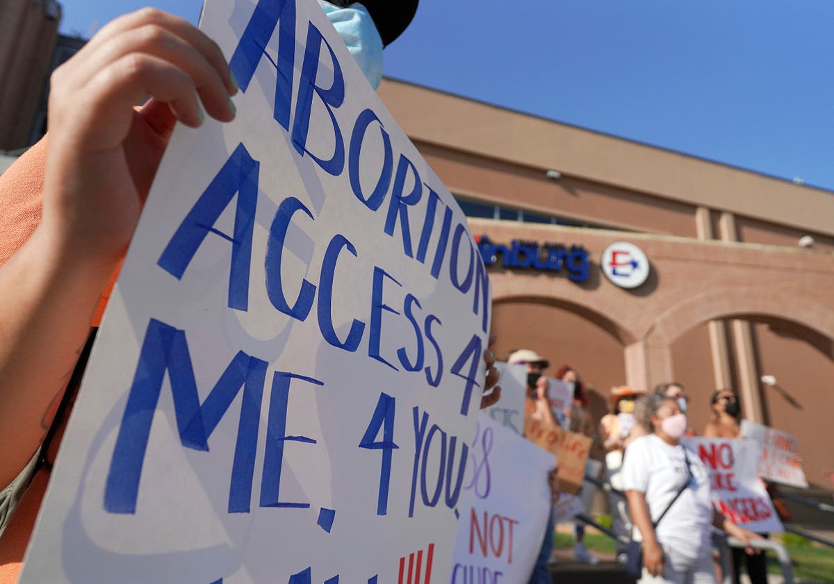 US Department of Justice plans to sue Texas over restrictive abortion law