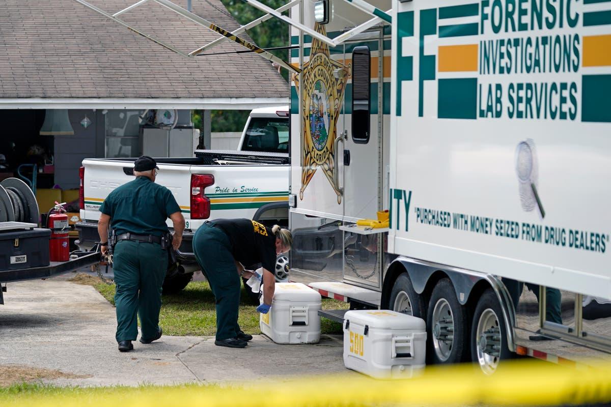 Sheriff: Florida family massacre followed random encounter