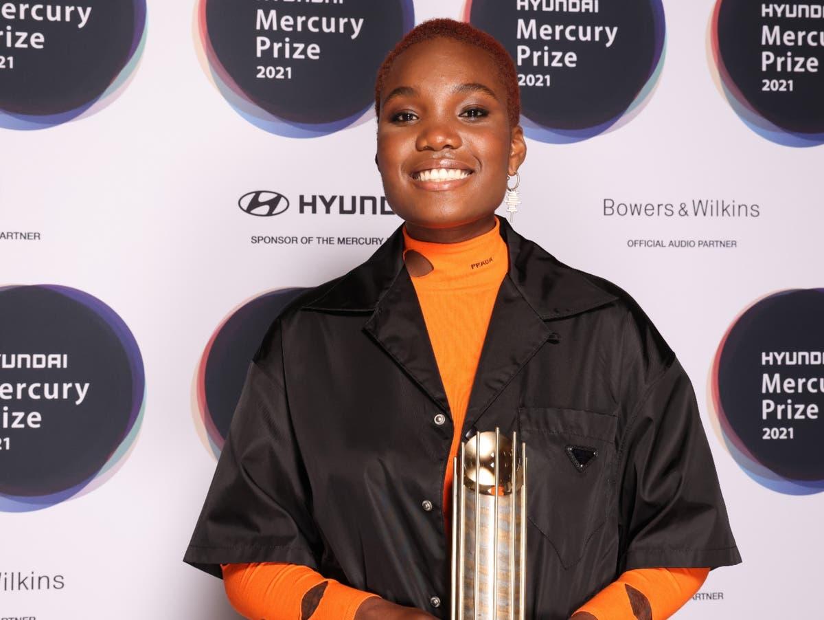 Arlo Parks wins 2021 Hyundai Mercury Prize