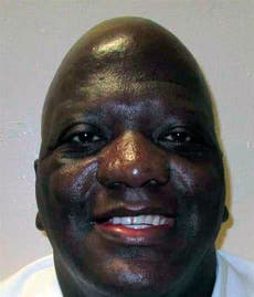Alabama: Pastor can hold inmate's hand during execution