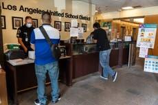 Los Angeles school board to vote on student vaccine mandate