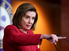 Pelosi says right-wing DC rally is meant to 'praise the people who were out to kill' during Capitol riot