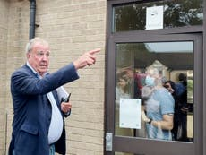 Jeremy Clarkson in showdown with residents over shop traffic jams