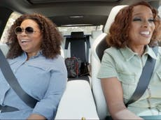 Oprah Winfrey reveals Gayle King has been on every vacation with her and partner Stedman since divorce