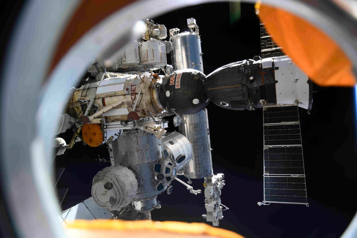 International Space Station crew have stay extended to nearly a year